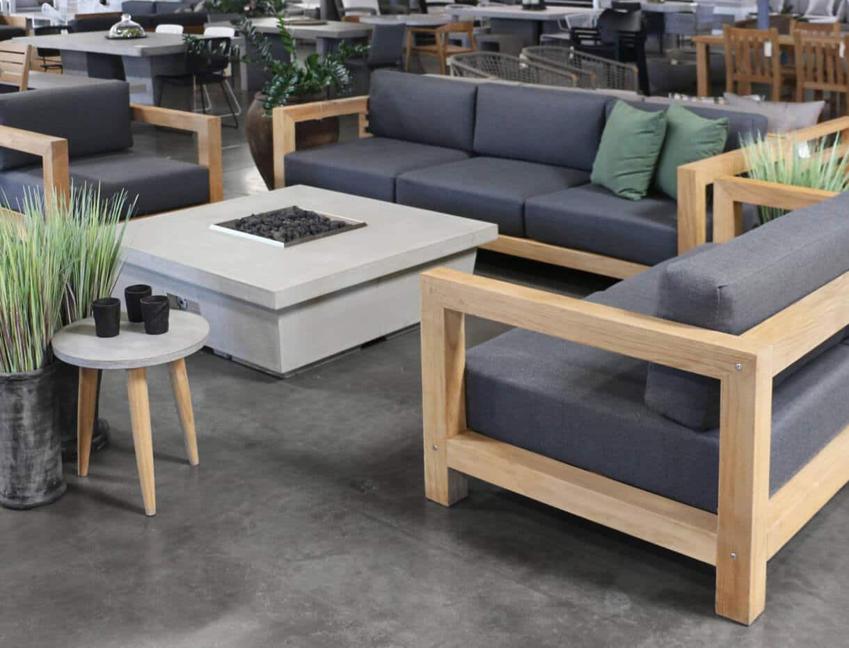 Ibiza Teak Furniture Collection At Design Warehouse