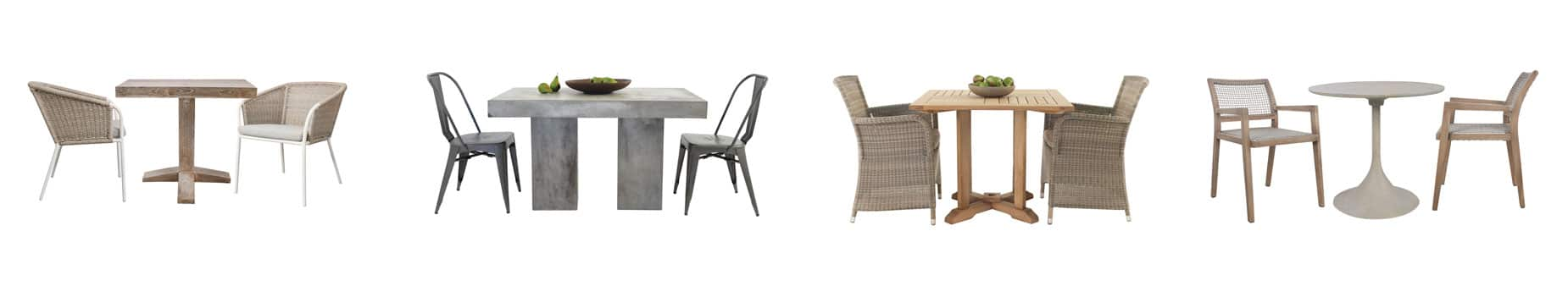 Outdoor Dining Sets For Two People