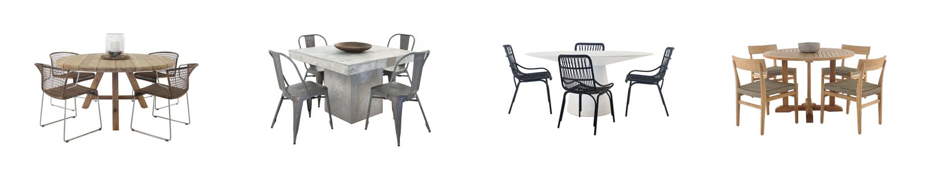 Outdoor Dining Sets For Four People