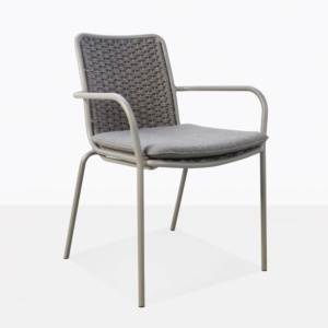 angle front - Kerri arm chair