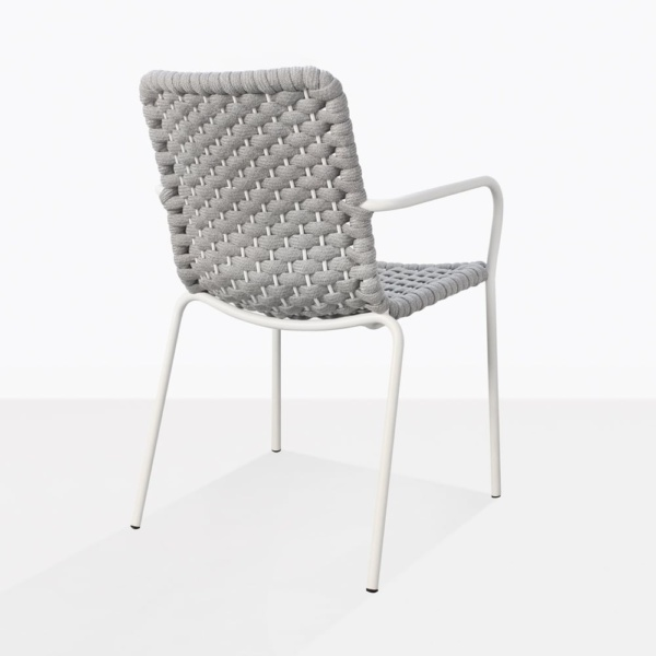 rear angle - Terri arm chair