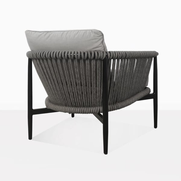 back angle - archi rope chair