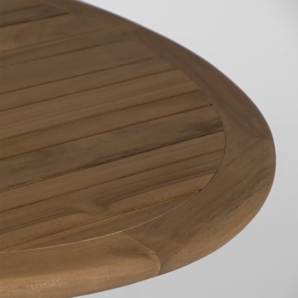 jake teak wood table top