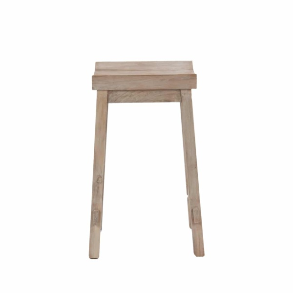 Alice bar stool - reclaimed wood furniture parnell