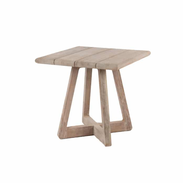 table in natural wood color