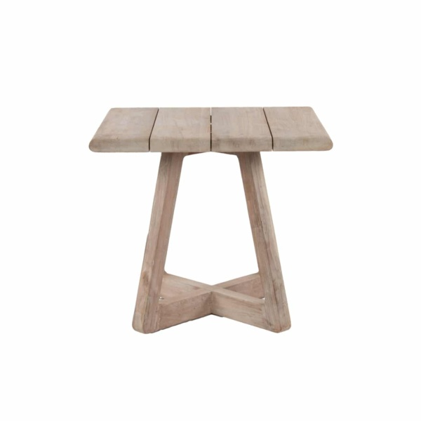 natural wood color table - Angus