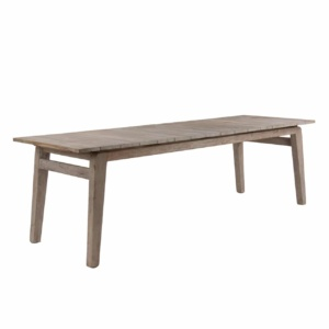 Copenhague wood table Natural