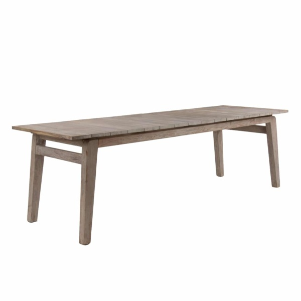 Copenhague wood table Natural