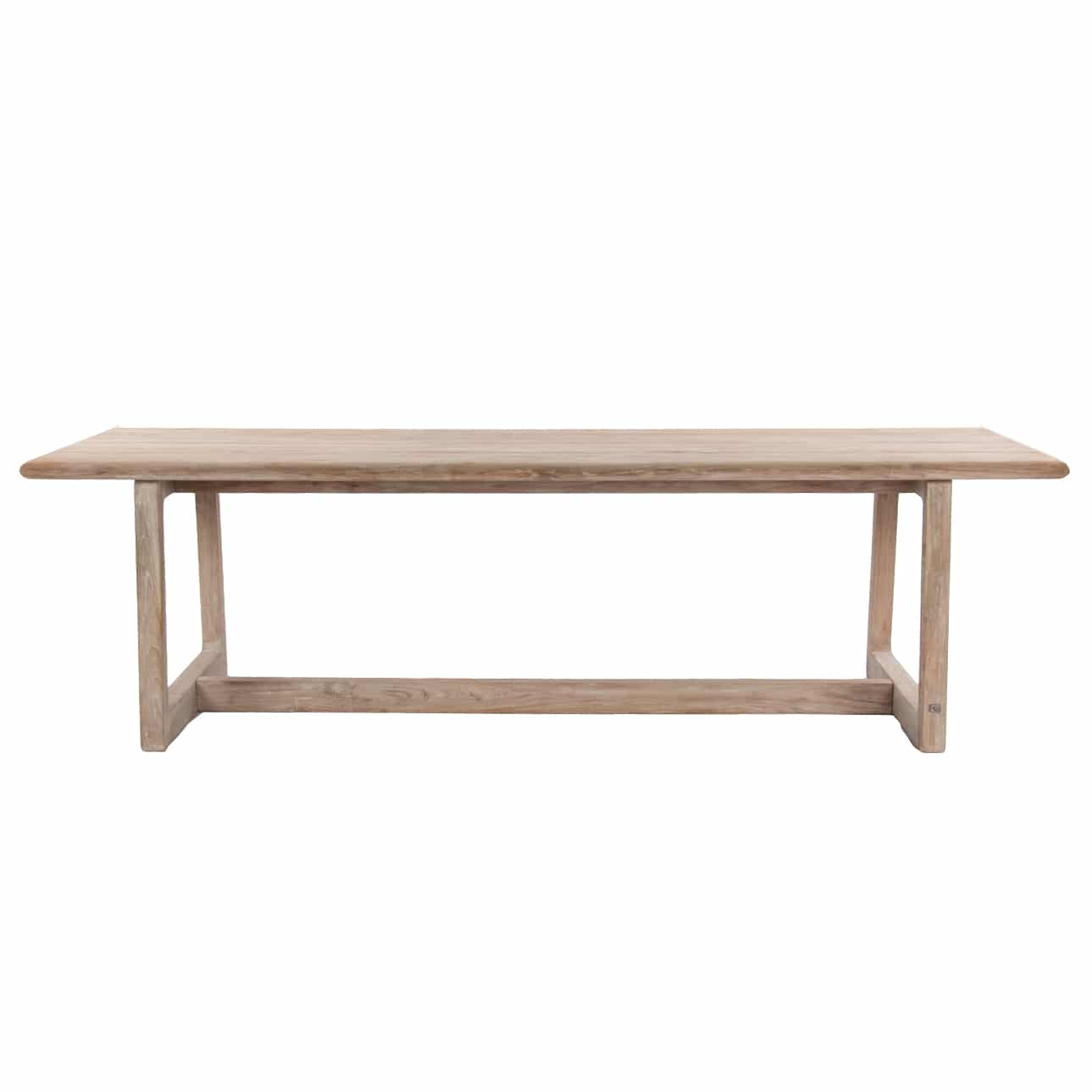 Donald Rectangular Reclaimed Teak Dining Table | Design ...