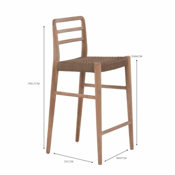 Jack Counter Height Chair