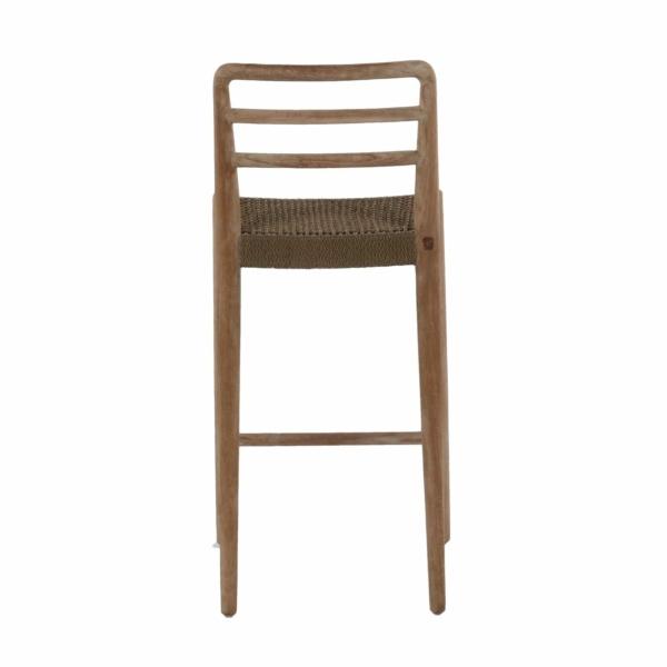 jack teak bar stools auckland