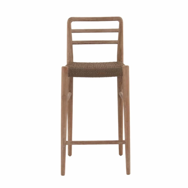 jack bar chairs - recycled wood furniture nz
