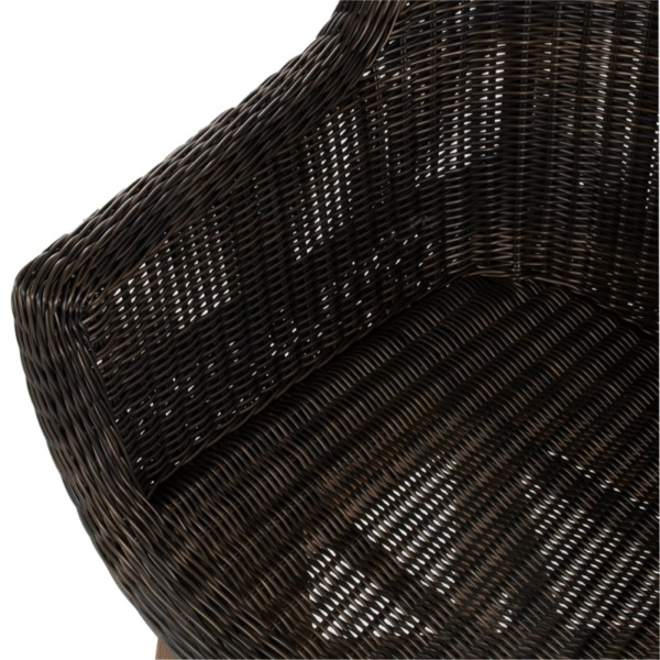 James wicker outdoor chairs nz