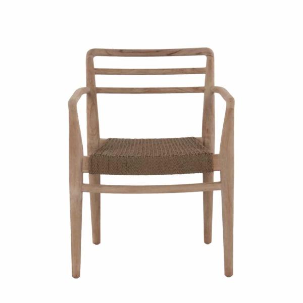 joan reclaimed teak outdoor chairs tauranga