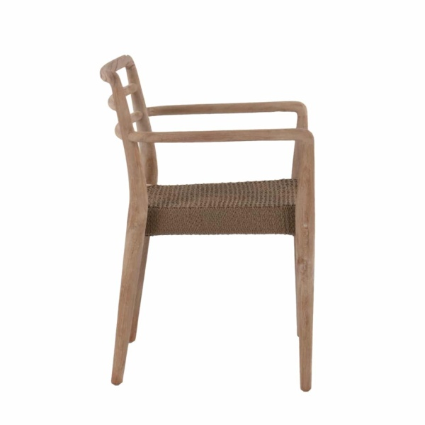 joan stackable cafe chairs