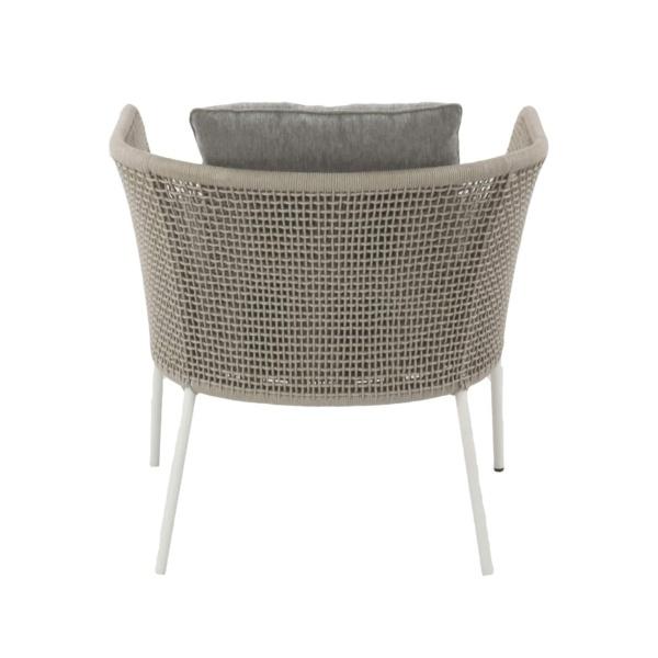 white deck chair - scottie