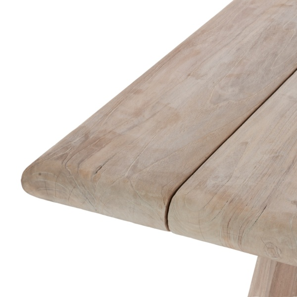 wooden table top - natural