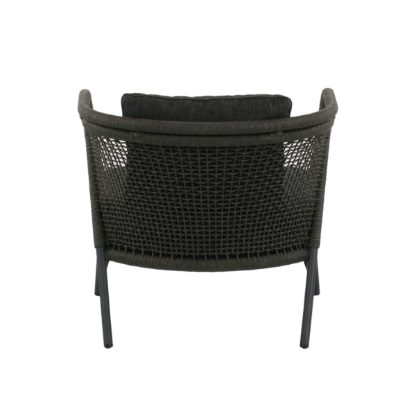 Butterfly Rope Relaxing Chair - back
