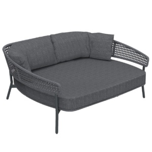 Kove Daybed - outdoor lounge furniture nz