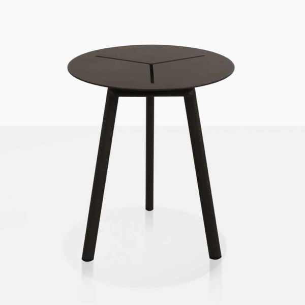 Lona black side tables nz