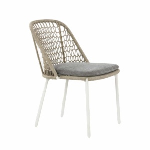 Mel Dining Chair - white