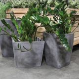 concrete plant pots outdoor decor nz
