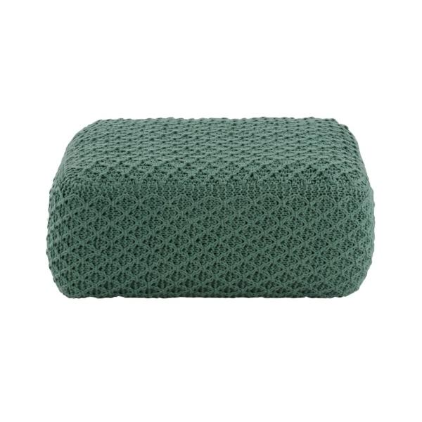 square green ottoman