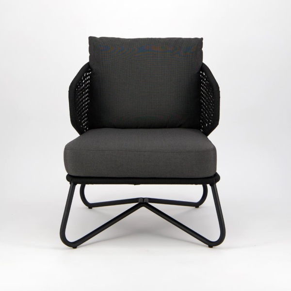 Candice Relaxing Chair - Front View