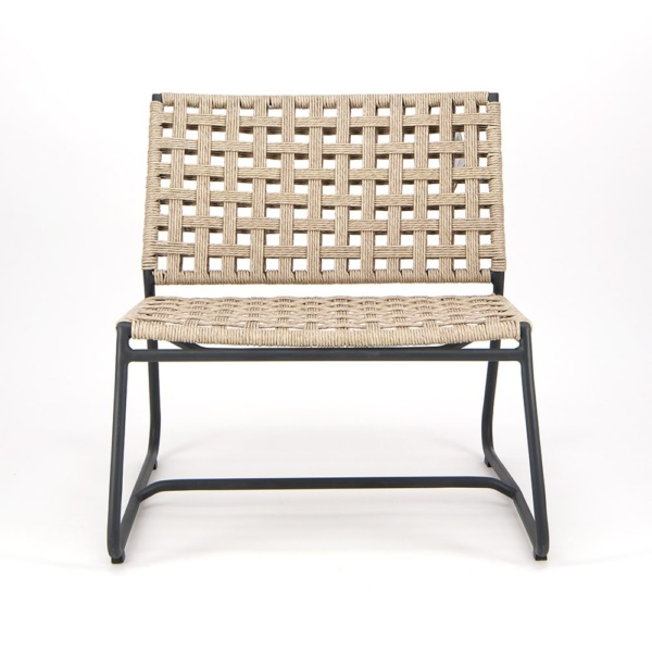 Mayo Outdoor Relaxing Chair - Front View