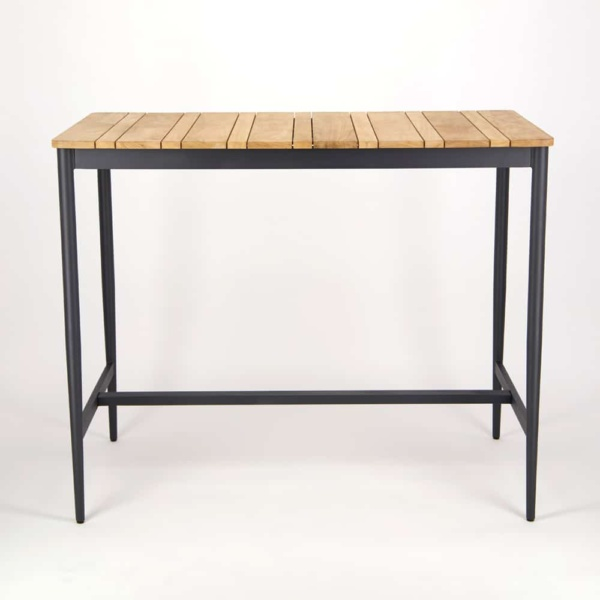 Noble Outdoor Bar Table - Front View