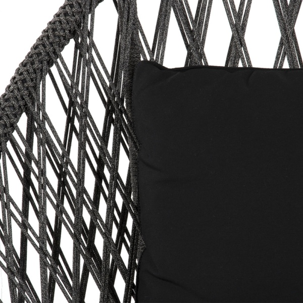 Sunai Open Weave Relaxing Chair - Closeup
