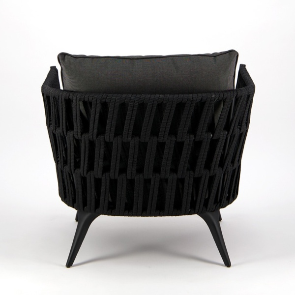 Westchester Outdoor Relaxing Chair - Rear View