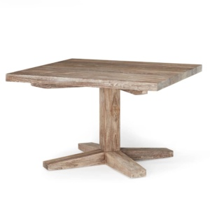Napa Reclaimed Teak Bistro Table