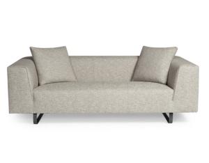 Modena sofa ponza gesso - front view