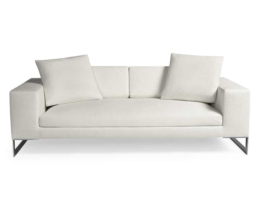 Perfect day sofa limonta barbat colour - front view