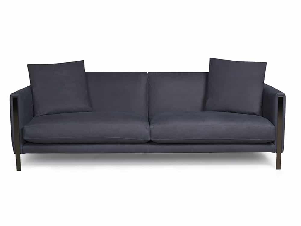 The Prezioso Luxury Indoor Sofa in Blue