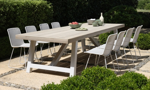 Outdoor Teak Furniture Collection