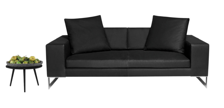Perfect Day Leather Recliner Sofa