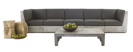 BOX CONCRETE SEATING COLLECTION
