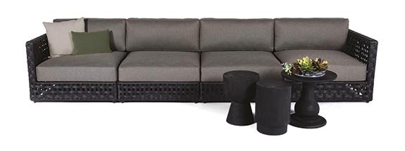 long outdoor sofa nz - logan